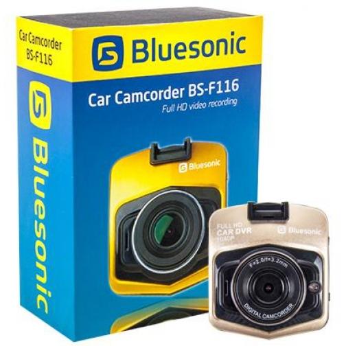 Видеорегистратор Bluesonic BS-F116 BlueSonic 36992827 4