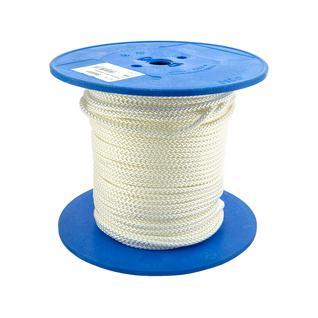Веревка устойчивая к УФ Conacord DIN83307 полиамид белый D6x8 мм (250м)