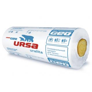 Утеплитель URSA (УРСА) М-11 маты