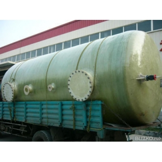 Ёмкость топливная Waterkub V100 м3