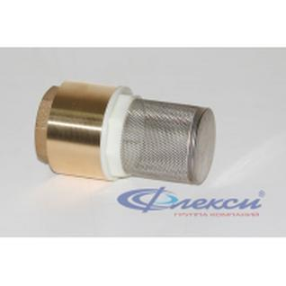 Обратный клапан 2'' VRT® пласт седло с фильтром