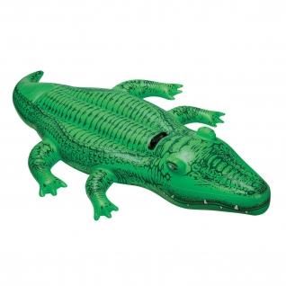 """Надувная игрушка """"Крокодил"""" Intex"""