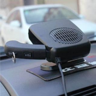 Автомобильный обогреватель вентилятор от прикуривателя