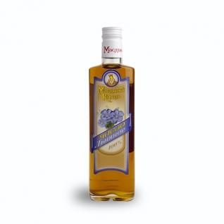 Масло льняное «Масляный король», 0.35 л, стекло