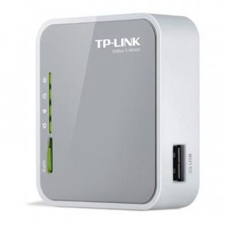 Маршрутизатор беспроводной TP-LINK TL-MR3020 10/100BASE-TX