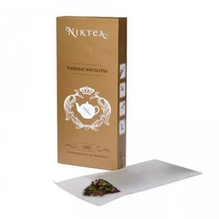 Фильтр пакеты для заваривания чая Niktea 100шт.