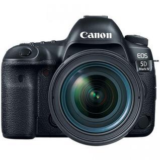 Зеркальный фотоаппарат Canon EOS 5D Mark IV Kit 24-70mm f/4L IS USM