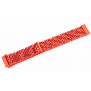 Ремешок COTEetCI W40 Nylon Band (WH5270-XT) для Watch 22мм Apricot Pink Абрикосово-розовый