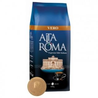 Кофе Altaroma Vero в зернах, 1 кг