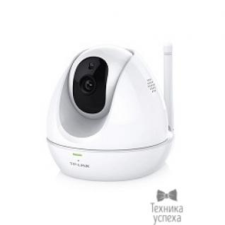 Tp-link TP-Link NC450 Поворотная облачная Wi-Fi HD-камера с ночным видением 720p HD угол обзора - 360° по горизонтали и до 150° по вертикали (угол поворота/наклона: 300°/110° Обнаружение звука и движения
