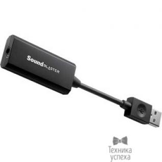 Creative Creative Звуковая карта USB CREATIVE Sound Blaster Play! 2, 2.0, Ret 70sb162000001