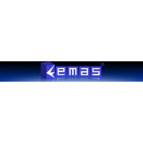 Выключатель с подсветкой красный A14K Емас 900743 1