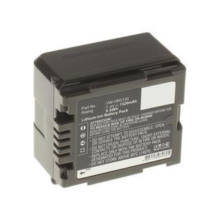 Аккумуляторная батарея VW-VBG130-K для фотокамеры Panasonic. Артикул iB-F320 iBatt