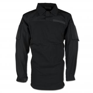 Leo Koehler Рубашка LK боевая, цвет черный