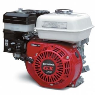 Двигатель 4-х тактный HONDA GX160 с горизонтальным коленвалом