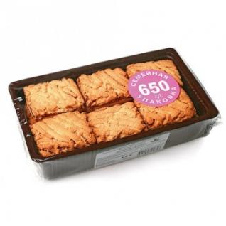 Печенье Венское клюква 650г