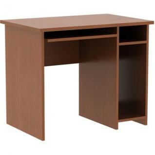 Мебель MS_Агат Стол компьютерный АВ-10R вишня