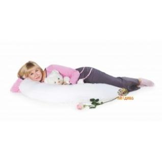 """Подушка для беременных и кормящих мам """"Стандарт"""", С - форма, 200 х 35 см."""