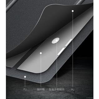 Чехол-книжка Rock Touch series для iPad 2018 12.9 черный RPC1466