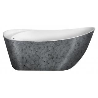 Отдельно стоящая ванна LAGARD Minotti Treasure Silver