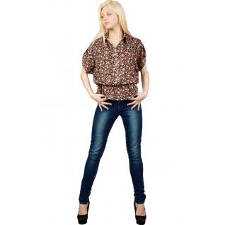 Блуза свободного покроя 46 размер
