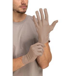 Многоразовые защитные перчатки взрослые Mujjo Beige L/XL Routemark