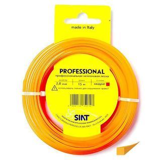 Леска для триммера 2 мм Квадрат (15 м) Professional SIAT (Италия) [556005]