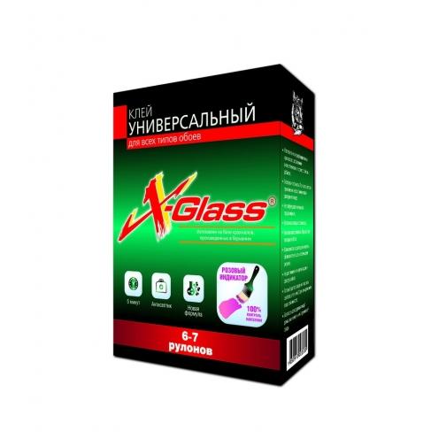 Клей для стеклообоев X-Glass 500 г 6689284
