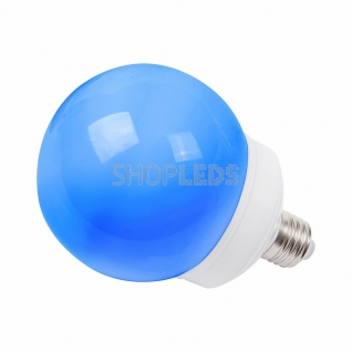 Neon-Night Лампа шар e27 12 LED ∅100мм синяя