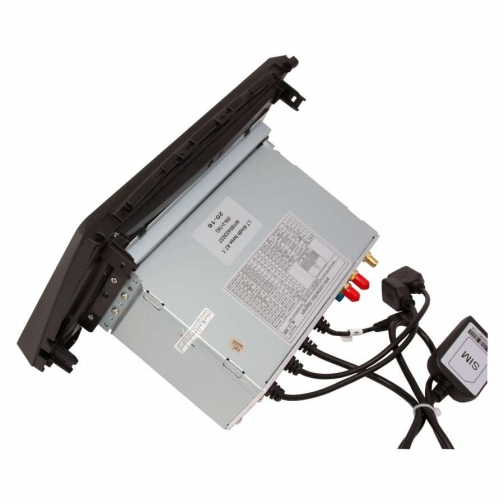 Штатная магнитола для Honda CR-V III 2007-2012 LeTrun 1881 9 дюймов 36994972 1