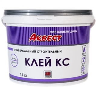 Клей КС Аквест-46 1,3 кг.