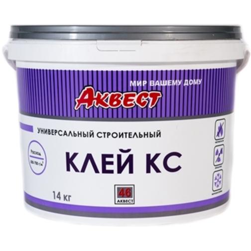 Клей КС Аквест-46 1,3 кг. 6403629