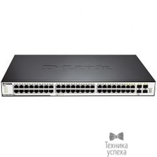 D-Link D-Link DGS-3120-48TC/B1ARI PROJ Управляемый коммутатор