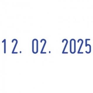 Датер ручной 4мм 04000Bank месяц цифр.(аналог 1010МА) Colop