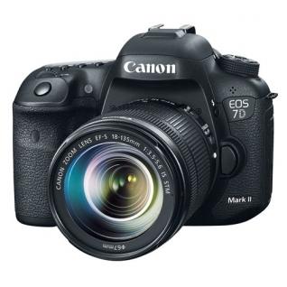 Canon EOS 7D Mark II Kit 18-135 IS STM