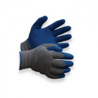 Перчатки София Фрост с латексн текстуриров покр (утепленные, размер 9, L)