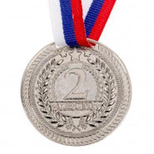 Медаль призовая 063 2 место 1652996