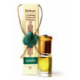 Арабские духи - Концентрированое парфюмерное масло Зейтун №2 Жасмин ролл-он