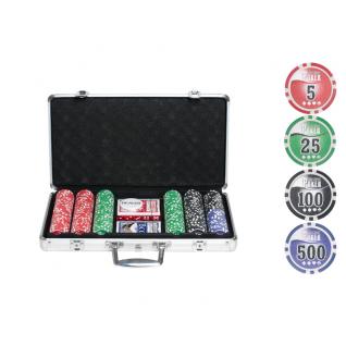 Набор для покера Partida Nuts на 300 фишек