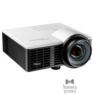 Optoma Optoma ML750ST DLP, LED, WXGA 1280x800, 800Lm, 20000:1, HDMI, USB, MHL, MicroSD, 1x1.5W speaker, 3D Ready, led 20000hrs, short-throw, Black, 0.42kg