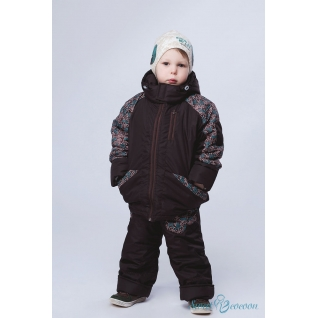 "Демисезонный костюм для мальчика ""Лабиринт"" Sweet Cocoon (Куртка + ..."