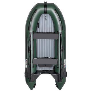 Лодка SMarine AIR-380 (зеленый/черный) IB Sun Marine