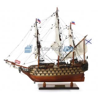 """Модель корабля Линкор """"12 Апостолов"""" 1853 г. 50 см"""