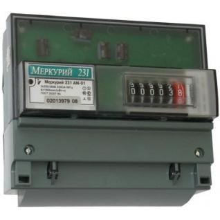 Электросчетчик Меркурий 231 AM-01 однотарифный
