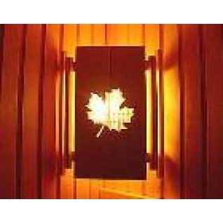 Ограждение светильника АКБ, сибирский кедр