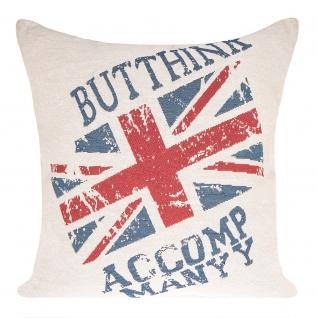 Наволочка на подушку Britain Accomp