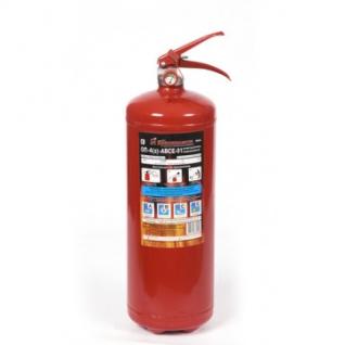 Огнетушитель порошковый ОП-4 (з) АВСЕ