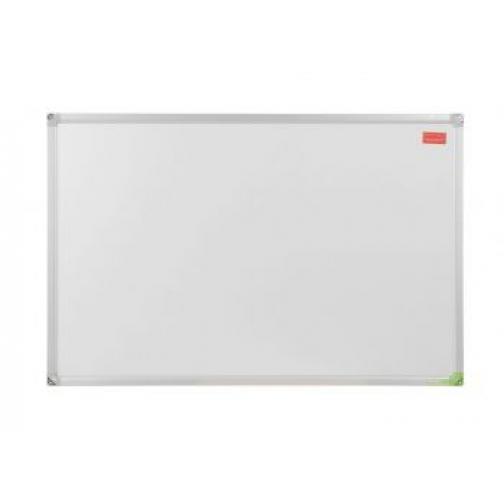 Доска белая магнитно - маркерная Office Level 90х60 см., лаковое покрытие 863485
