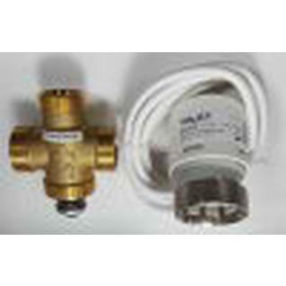 """SHUFT RCVA 1/2"""" (1,6)-230 трехходовой клапан с приводом"""