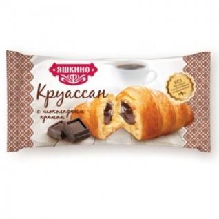 Круасаны Яшкино с шоколадным кремом 45г ЯК115